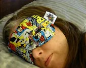 Batgirl Sleep Mask