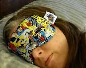 Batgirl Sleep Mask