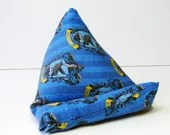 Ravenclaw Cell Phone Stand, Harry Potter fabric electronics stand, cell phone stand, tablet stand