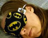 Batman Bat Symbol Sleep Mask