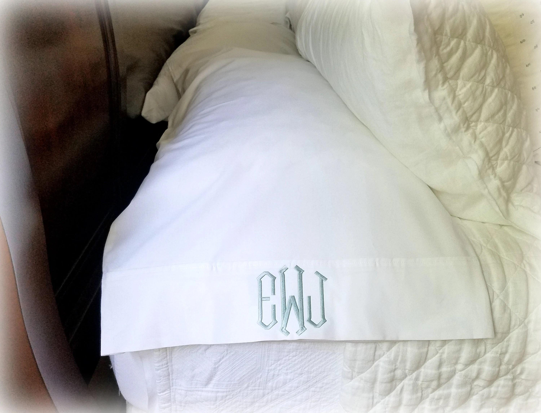 king size pillowcase etsy