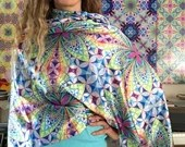 Supernumerary Large Scarf...