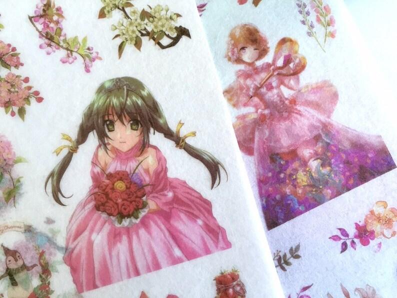 Anime Girl Wedding Dress 6