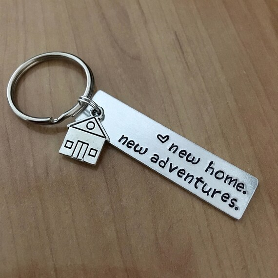 New Home Keyring