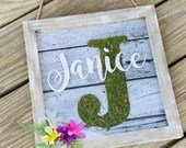 Personalized Name Vinyl Decal