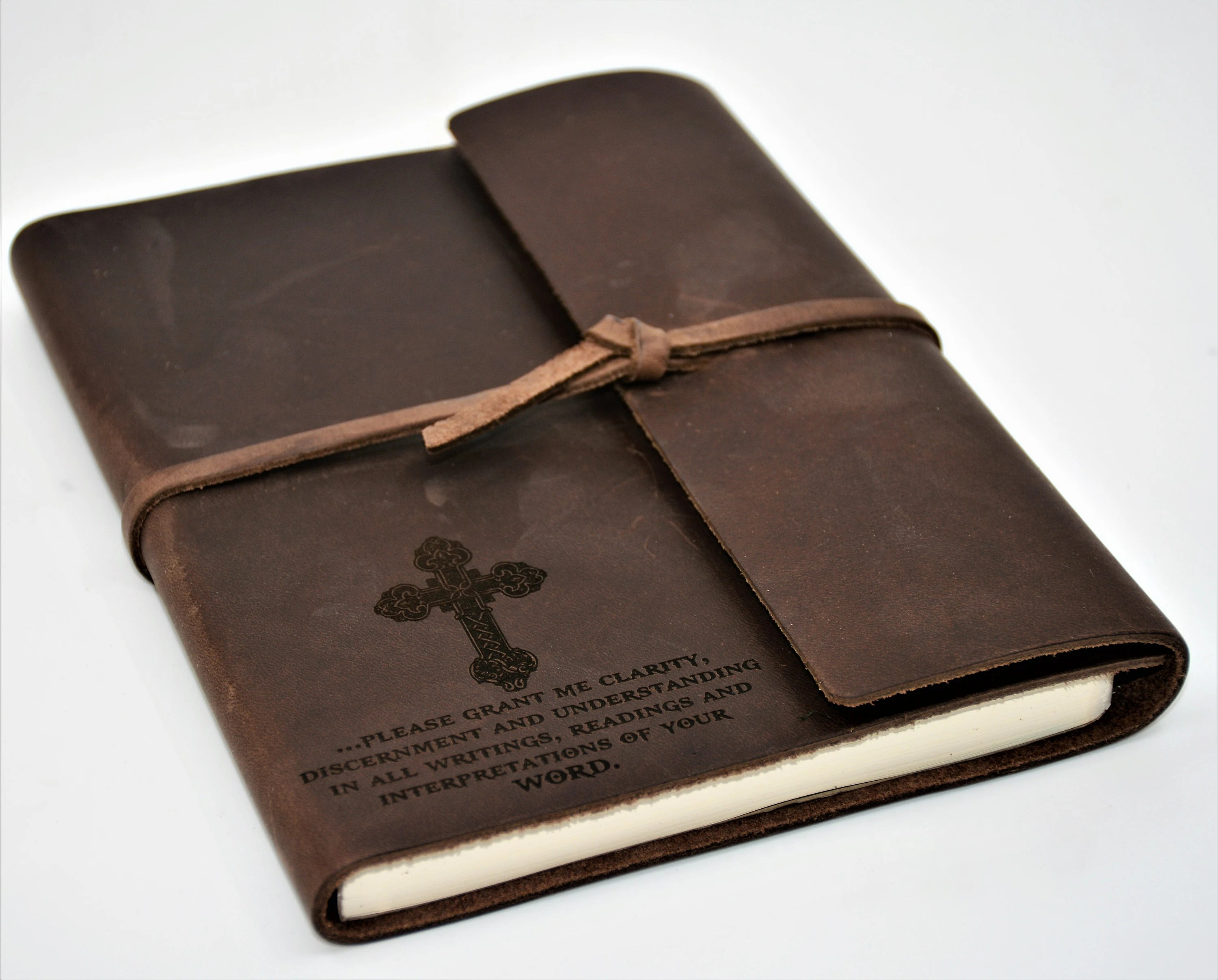 Premium Leather Journal Personalized Custom Engraved image 8