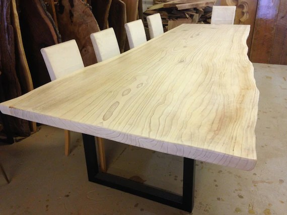 live edge dining table live edge wood dining table white dining table wood slab dining table redwood table 28