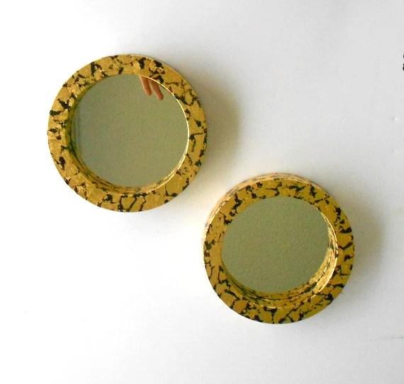 Petits Miroirs Ronds Best Miroir Carr Finition Verre