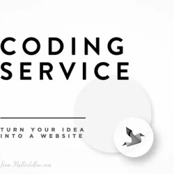 Hand Coding Service Psd To Html Conversion Turn Your Etsy