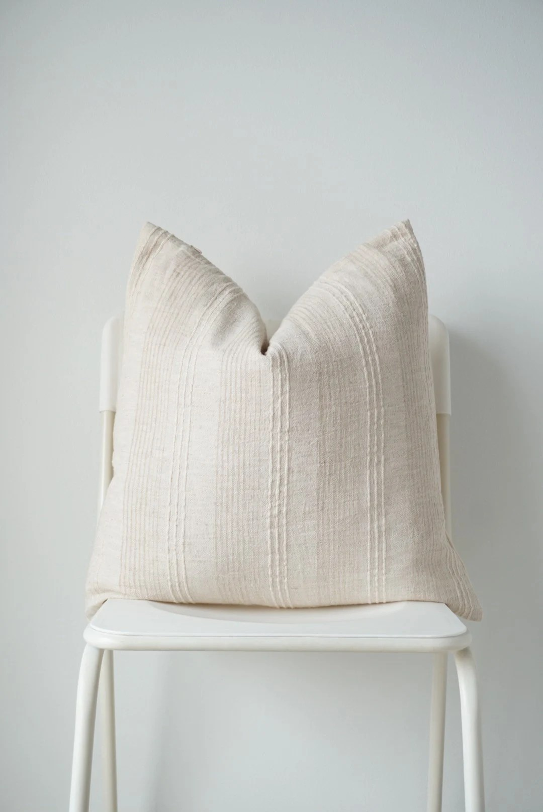 textured pillow etsy
