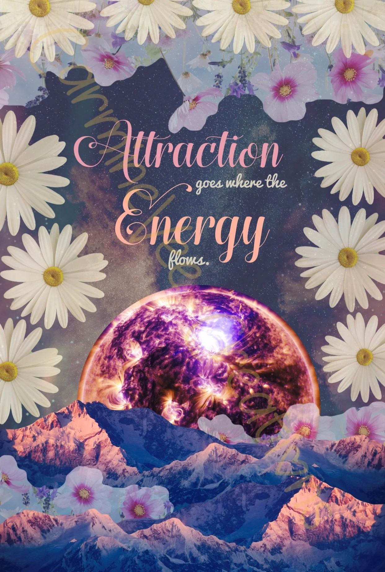Law Of Attraction Digital Download Instant Download Loa