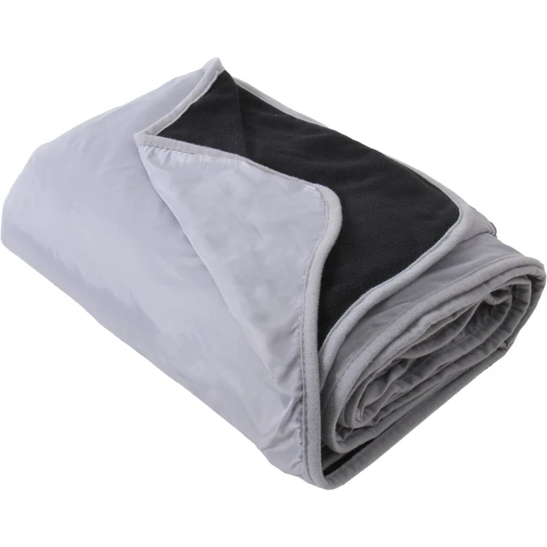 Waterproof Blankets  Picnic Camping Sports Outdoor  Four Gray