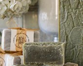 1 bar Minerals of the Waters: natural, handmade soap with seaweed & minerals