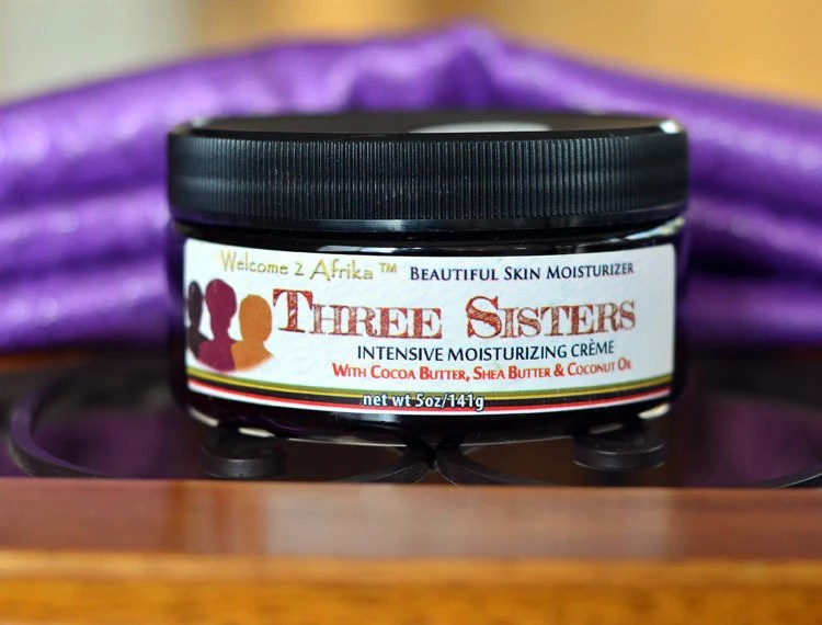 Three Sisters Cocoa Butter Moisturizing Balm