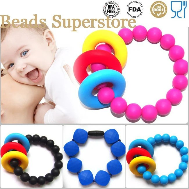 Baby s Paradise DIY Silicone Teething Necklace Exclusive Kit image 1