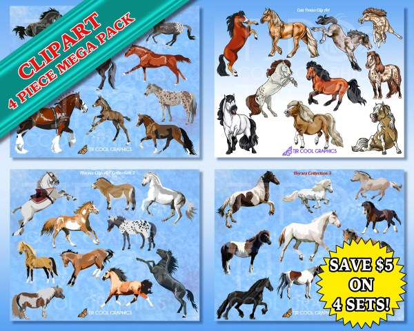 realistic horse breeds # 60