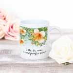 Brautjungfer Tasse Brautjungfer Frage Geschenk Geschenkidee Kaffeetasse Kaffeebecher Beste Freundin Danke Geschenk