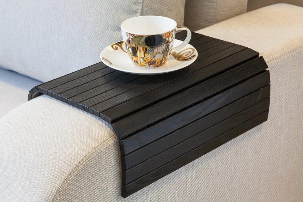 uodai organizuoti saranka sofa tray table