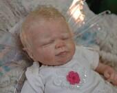 """CUSTOM ORDER Reborn Doll Baby Girl or boy Shylynn Fairy by Shawna Clymer 19"""" FULL Limbs (Reborn Babies)"""