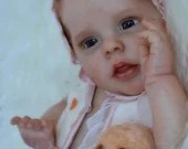 FREE Baby w/ Diamond Package - Custom Reborn Babies - Sherry by Natali Blick Full Limbs 22 inches 6-9 lbs  .