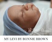 CuStOm Levi by Bonnie Brown (21 Inches w/ bent legs + Full Limbs)