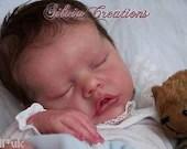 CUSTOM ORDER Reborn Doll Baby Girl or boy  Twin B by Bonnie Brown 17 inches  3-4 lbs (Reborn Babies)