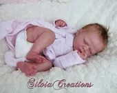Order Today For FREE Bonus Preemie! Custom Reborn Babies - Realborn®  Summer Rain Full Limbs 19 Inches 4-6 lbs realistic weighting