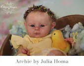 CuStOm Archie by Julia Homa (22 Inches + Full Limbs)
