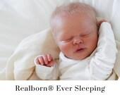 "FREE Bonus Baby!  **Read Item Details** CuStOm ReBoRn BaBy Realborn® Ever Sleeping (18""+Full Limbs)"