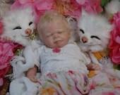 """FREE Baby w/ Diamond Package - Custom Reborn Babies - Shylynn Fairy by Shawna Clymer 19"""" FULL Limbs"""