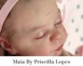 "FREE Bonus Baby!  **Read Item Details** CuStOm ReBoRn BaBy Last One! LE 500 Maia By Priscilla Lopes (16""+Full Limbs)"