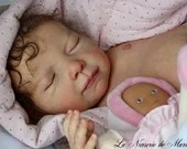 SPECIAL OFFER! Buy One Get One 25% Off! Custom Reborn Babies - Aspen by Jannie de Lange 20 Inches  Full Limbs + Torso 5-7 lbs .