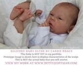 "CuStOm CLoTh BoDy SiLiCoNe Elyse by Cassie Brace (22""+Full Limbs)"