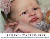 """CuStOm ReBoRn Alfie By Laura Lee Eagles (19""""+Full Limbs)"""