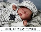 CuStOm Charlee by Sandy Faber (20 Inches + Full Arms 3/4 Legs)