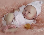 SPECIAL OFFER! Buy One Get One 25% Off! Custom Reborn Babies - Realborn®  Zuri Awake Full Limbs  19 Inches 4-6 lbs