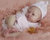 FREE Baby w/ Diamond Package - Custom Reborn Babies - Realborn®  Zuri Awake Full Limbs  19 Inches 4-6 lbs