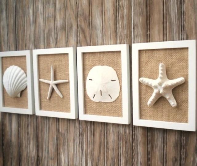 Beach Cottage Chic Wall Art Nautical Decor Beach House Wall Etsy