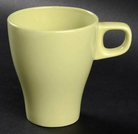 ikea 1 la tasse de cafe effilee de la couleur vert clair ikea par ikea made in sweden