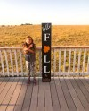 Hello Fall Front Door Sign Custom With Last Name On Bottom Etsy