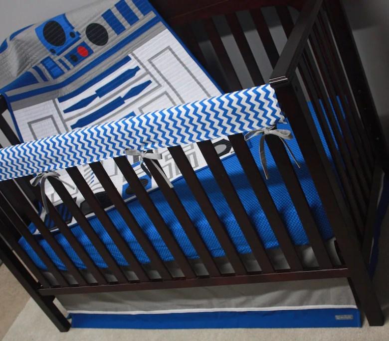 Star Wars Crib Set by BedHogShop