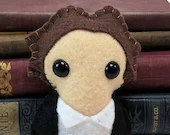 Han Solo plushie (made to order)