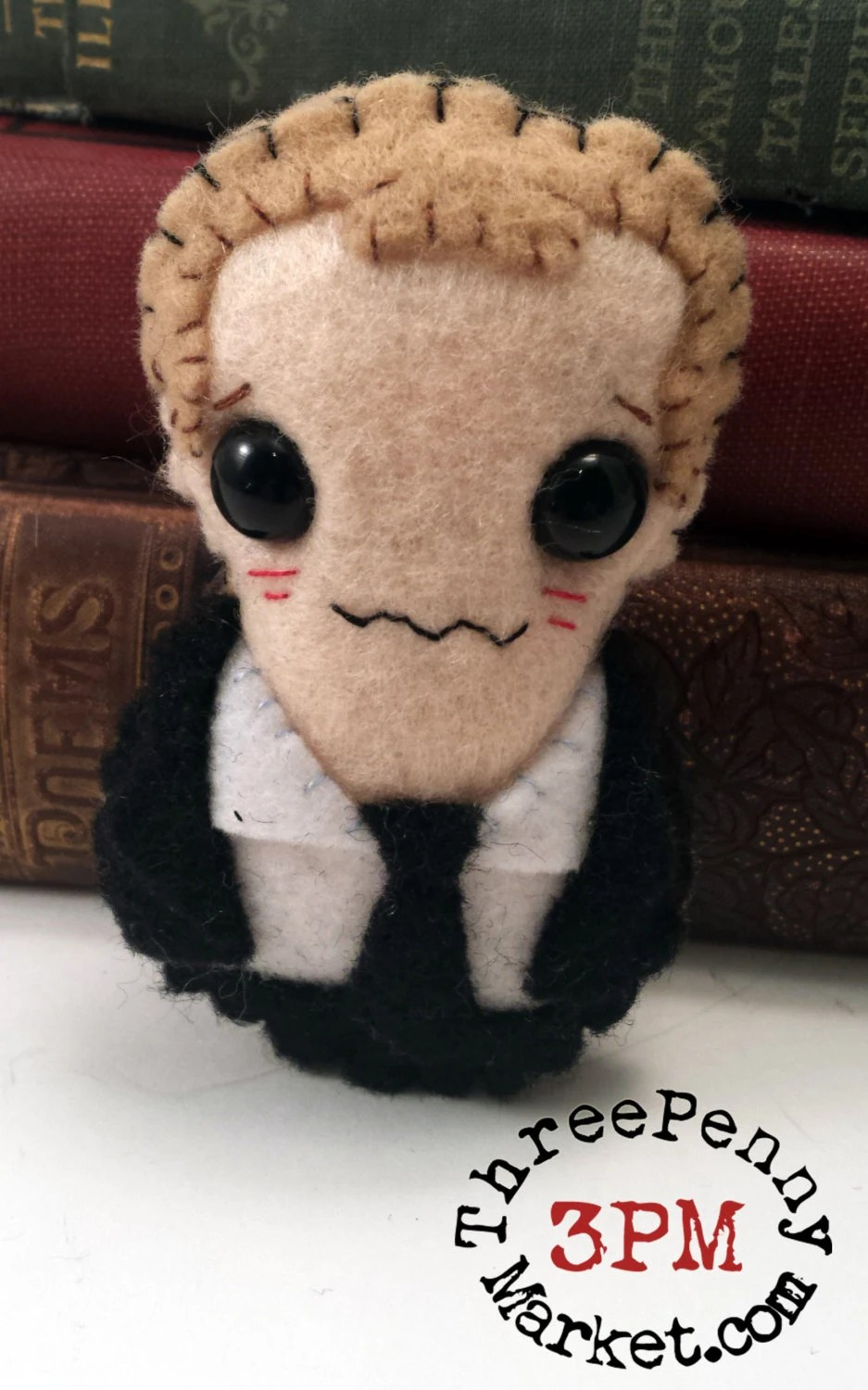 Agent Phil Coulson plushi...