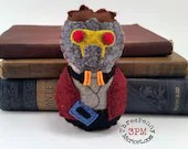 Star Lord / Peter Quill plushie (made to order)