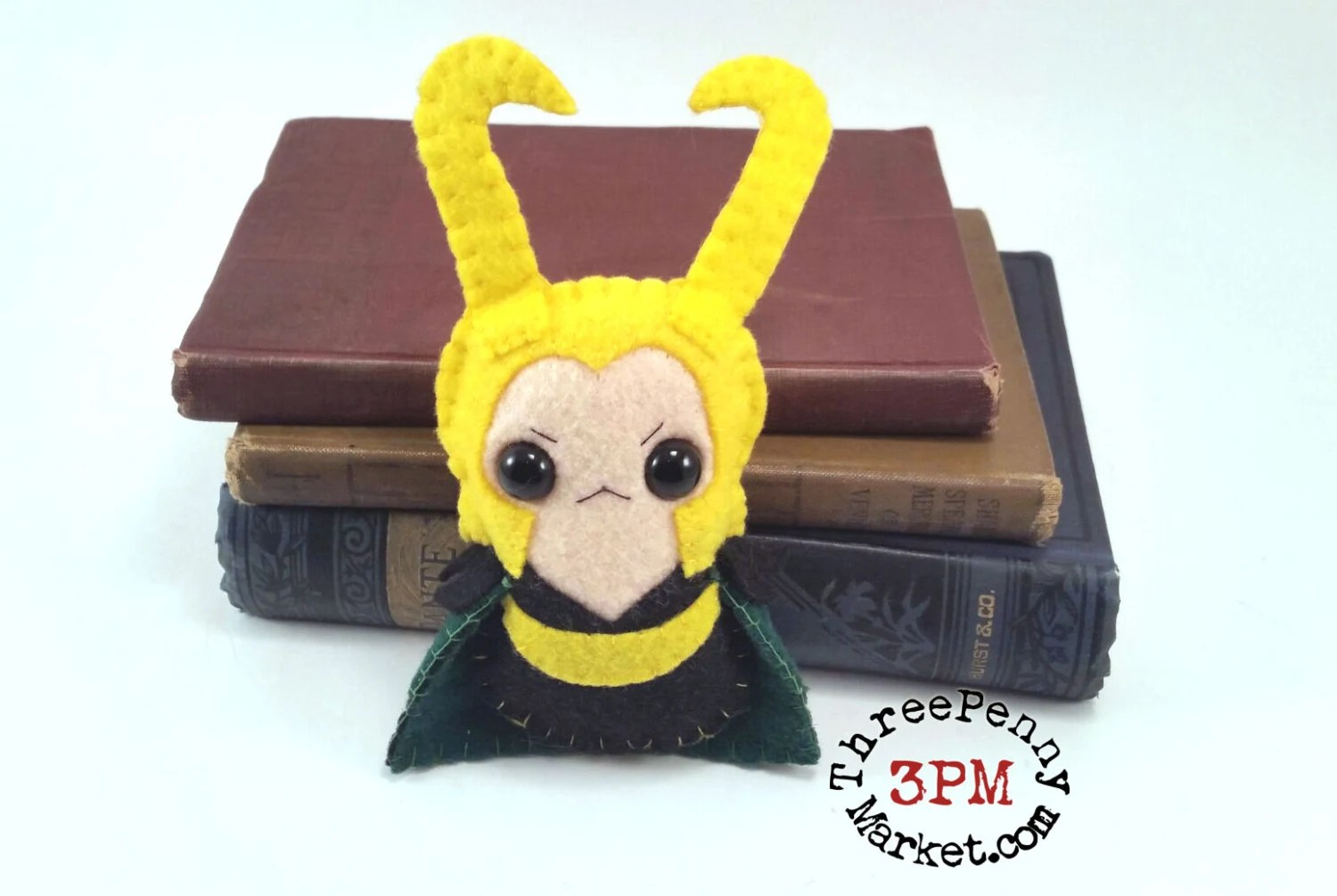 Loki plushie (made to ord...
