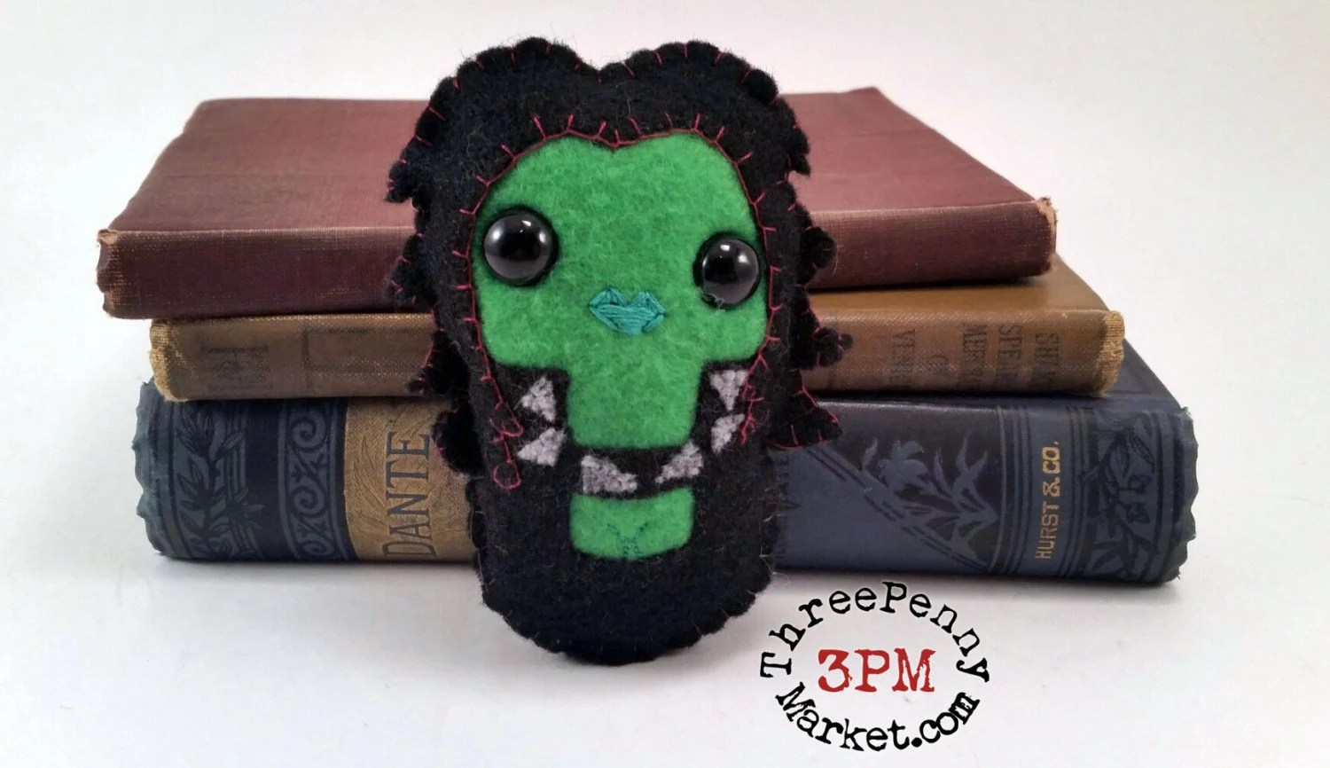 Gamora plushie (made to o...