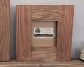 Square wooden picture & p...