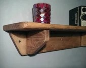 Thick wood shelf, eco fri...
