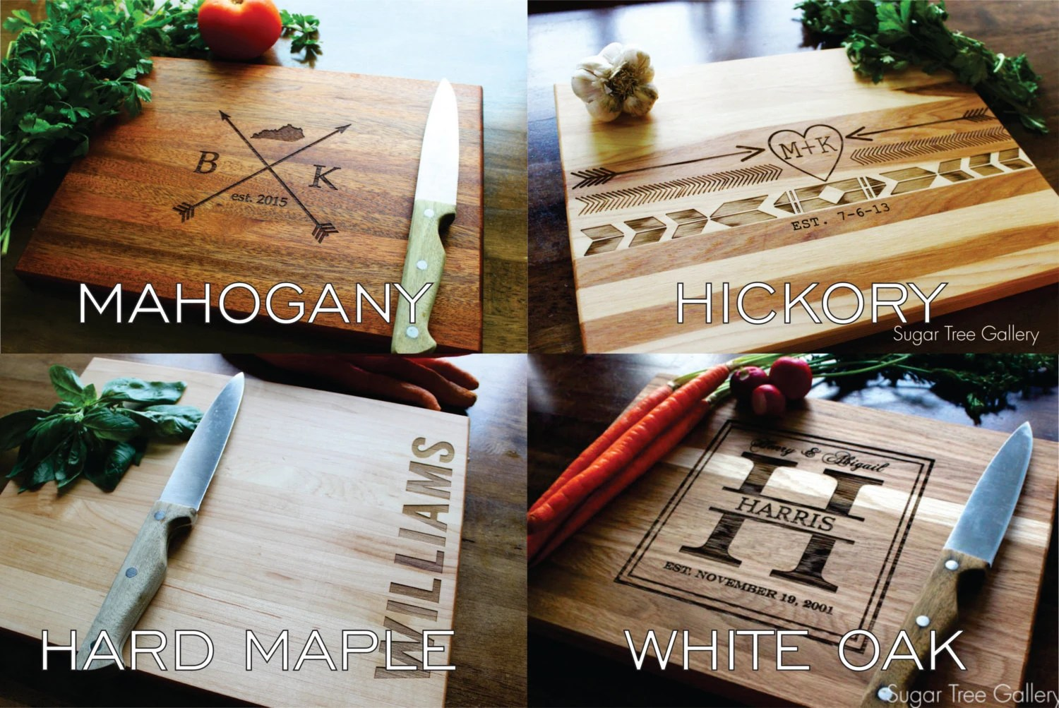 Cheese Board Personalized Cutting Board Christmas Gift Gift image 4
