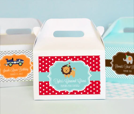 Kids Birthday Party Favors Goody Bags